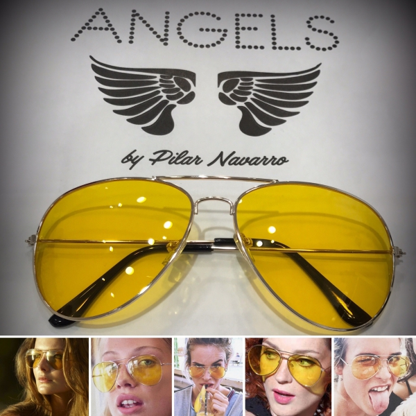 GAFAS AVIADOR YELLOW
